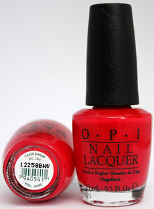 O.P.I Manicure Pedicure Nail Lacquer - 0.5oz/15ml