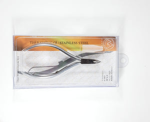 MONIKA - Professional Stainless Steel Cuticle Nipper (CN01 - Jaw #16)