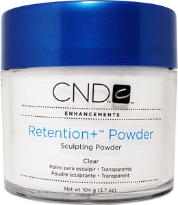 CND RETENTION+ Perfect color sculpting acrylic Manicure nail powder - CLEAR 3.7OZ