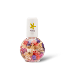 Blossom Scented Cuticle Oil (0.42 oz) infused with REAL flowers - JAMINE