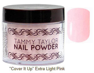 Tammy Taylor Nail - COVER IT UP! Manicure Pedicure Acrylic