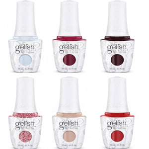 Harmony Gelish Forever Fabulous 2018 Gel Polish Collection - 6 Piece Set