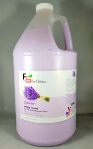 FS Beauty - Healing Therapy Lotion - LAVENDER - Gallon size