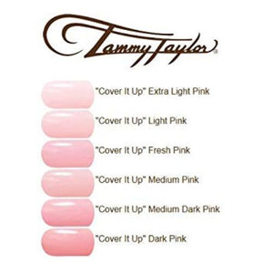 Tammy Taylor Nail -  Manicure Pedicure Cover It Up Acrylic Nail Powder Color - 1.5oz