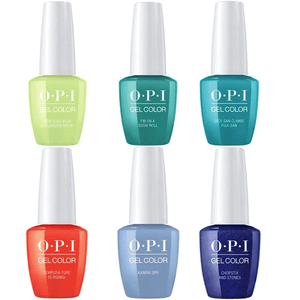 OPI Tokyo Collection Spring Summer 2019 GelColor Soak-Off Gel Polish Set #2