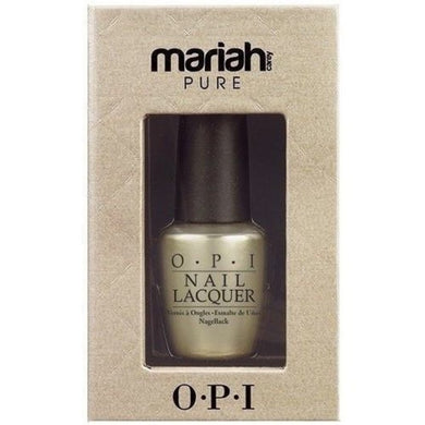 Limited Edition OPI -  MARIAH CAREY PURE TOP COAT (0.5 fl. oz)