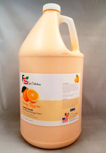 FS Beauty - Healing Therapy Lotion - ORANGE TANGERINE - Gallon size