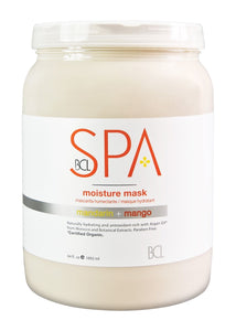 BCL Organic Spa Pedicure Massage Cream Half Gallon (64oz) - Mandarin + Mango
