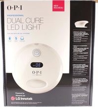 OPI PROFESSIONAL DUAL CURE LED LAMP GL902
