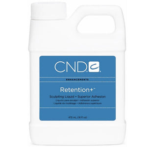 Creative Nail Design (CND) Sculpting Liquid Retention+  16 fl oz