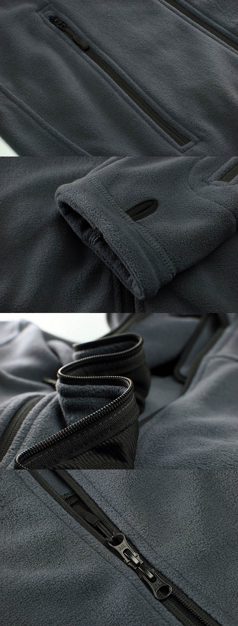 TheRex Winter Fleece Jacket
