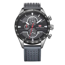 3asybuy Men's Watches Gray Gray 2018 New Men's Watches Fashion Sports quartz-watch stainless steel