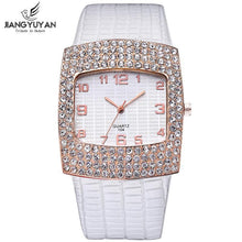 3asybuy Watch Women Luxury Diamond Rhinestone Big Dial Best Brand Popular Watch Women Luxury