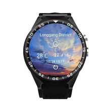 3asybuy Wristwatch Smartwatch Black ZGPAX Android 5.1 Smart Watch 1.39 Inch HD Touch Screen Wristwatch Smartwatch Supports 3G Wifi Camera