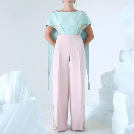 Pastel, Couture