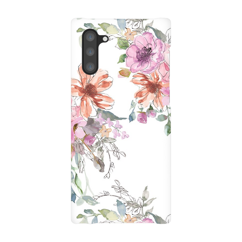 Watercolor Floral Phone Case