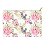 Accessory & Cosmetic Travel Pouches - Tropical Dream