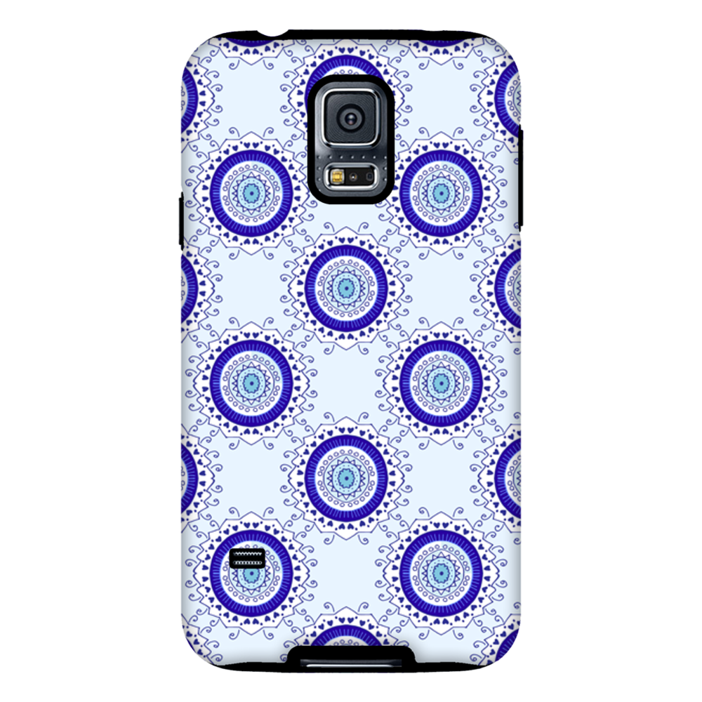 Ornate Evil Eye Phone Case