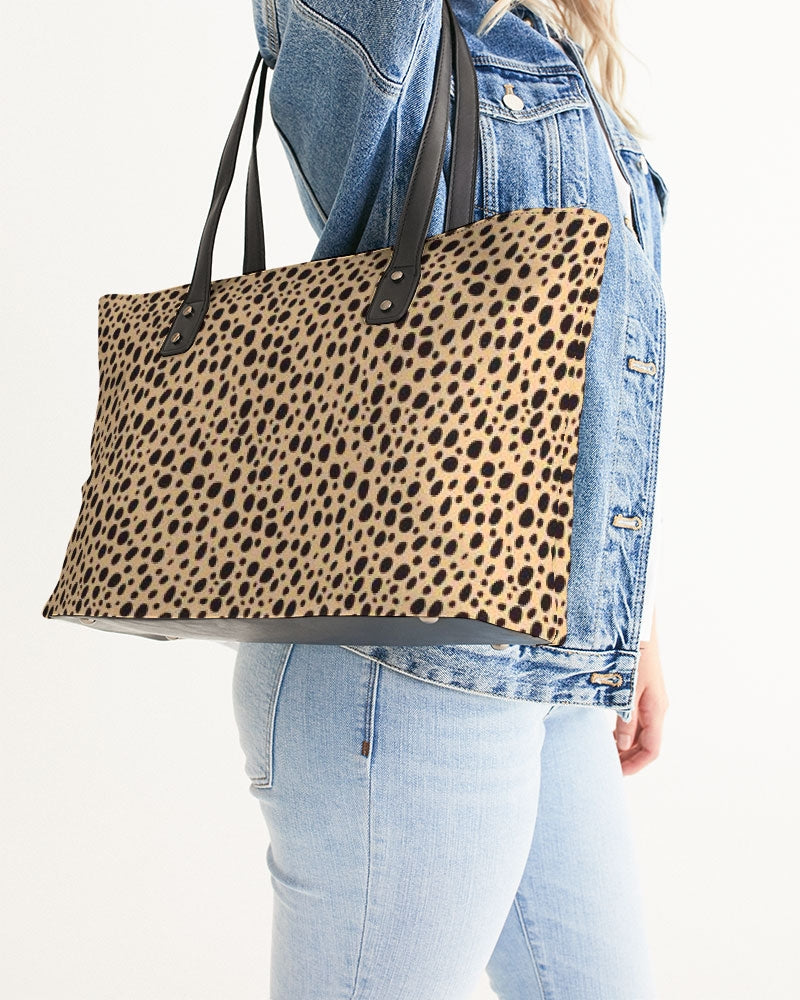 Cheetah Animal Print Tote