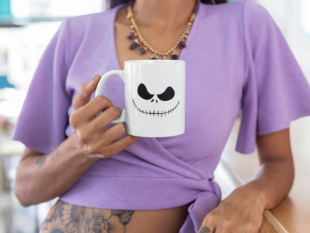 11 oz. Mug - Halloween Jack Skellington Mug