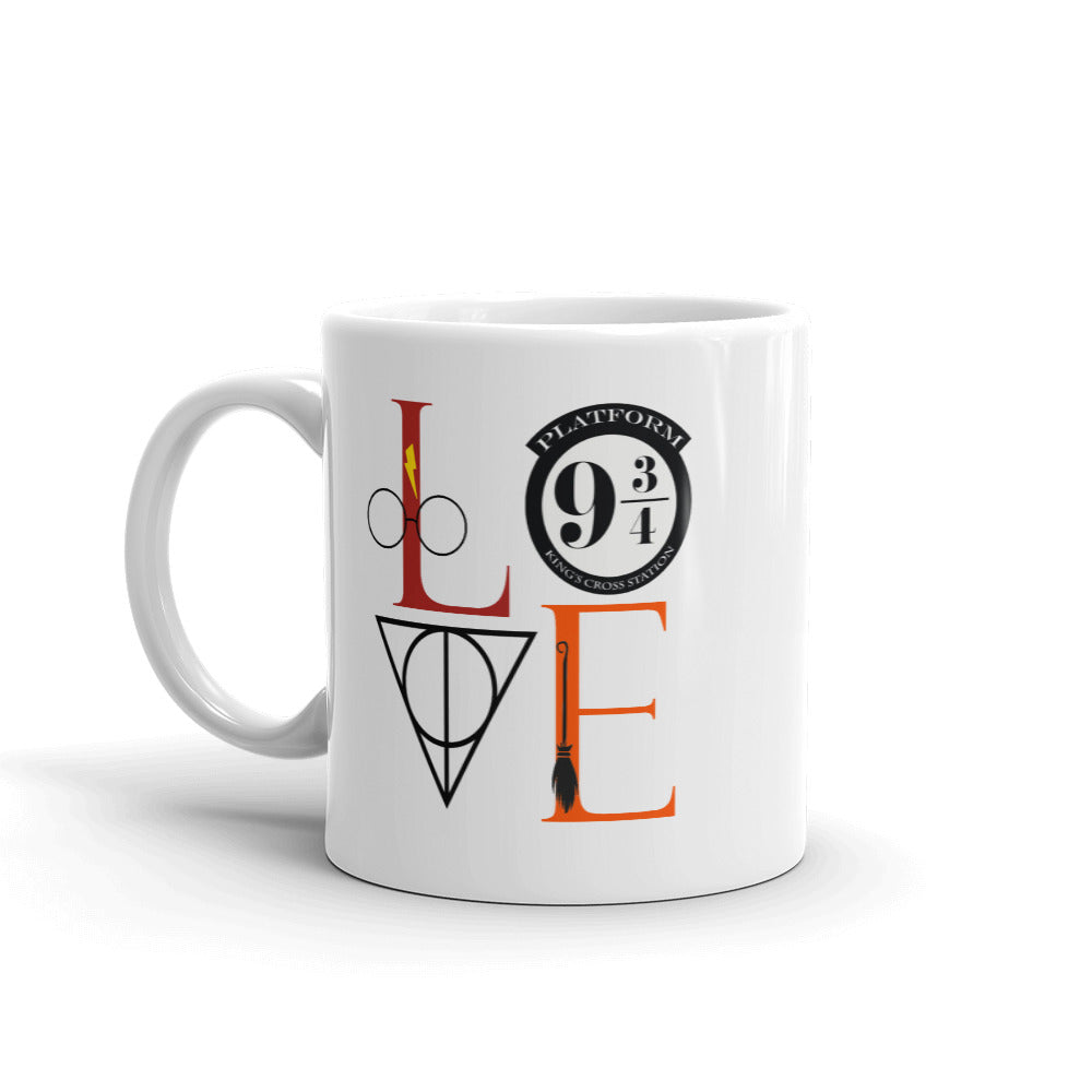 11 oz. Harry Potter Love Mug