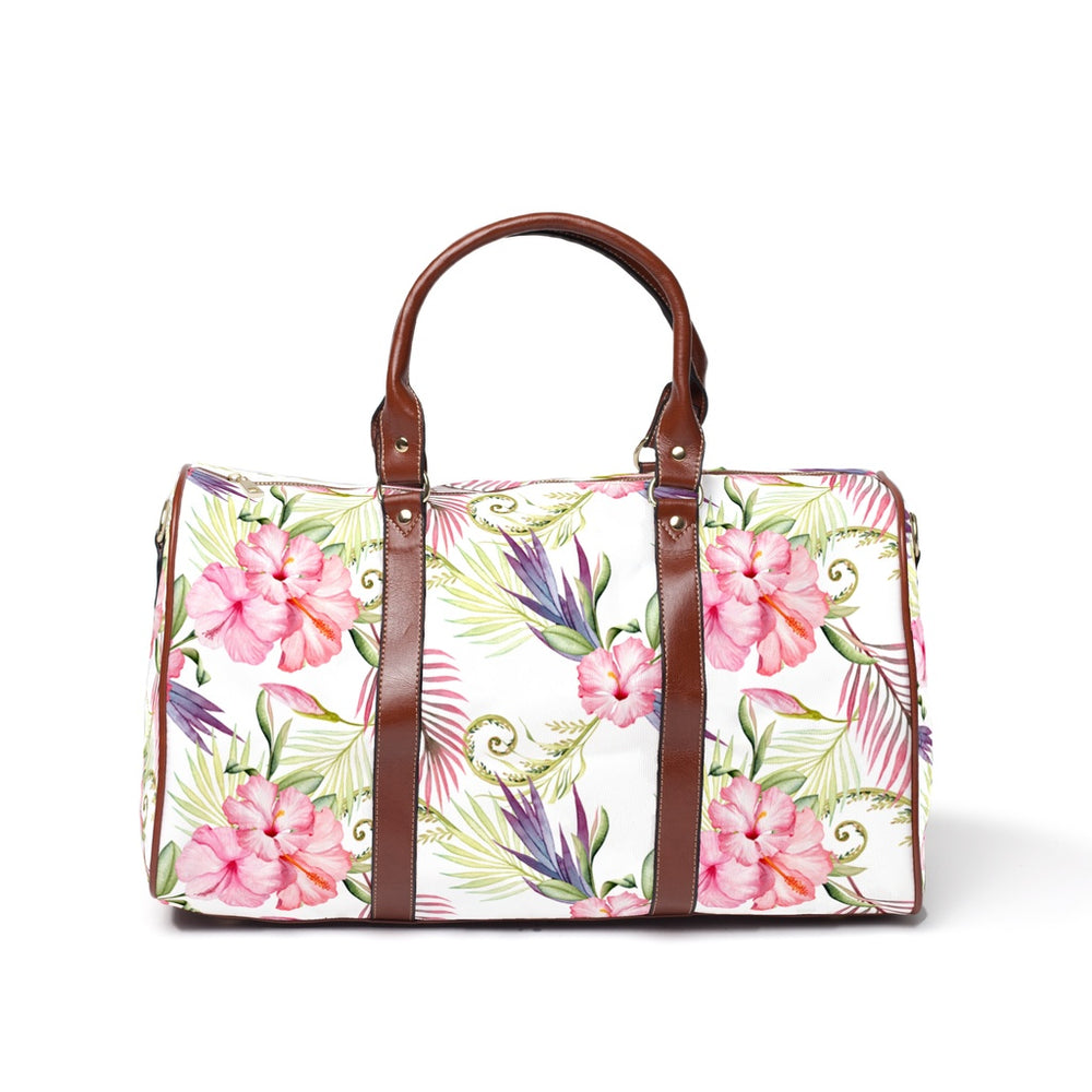 Large Weekender Travel Bag - Tropical Dream