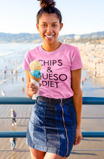 Chips & Queso Diet Tee