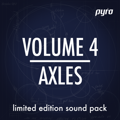 Pyro-Audio-Volume-4-Axles