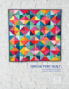 Circus Tent Pattern (Paper)