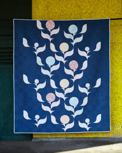 Sunflower Quilt Pattern (PDF)