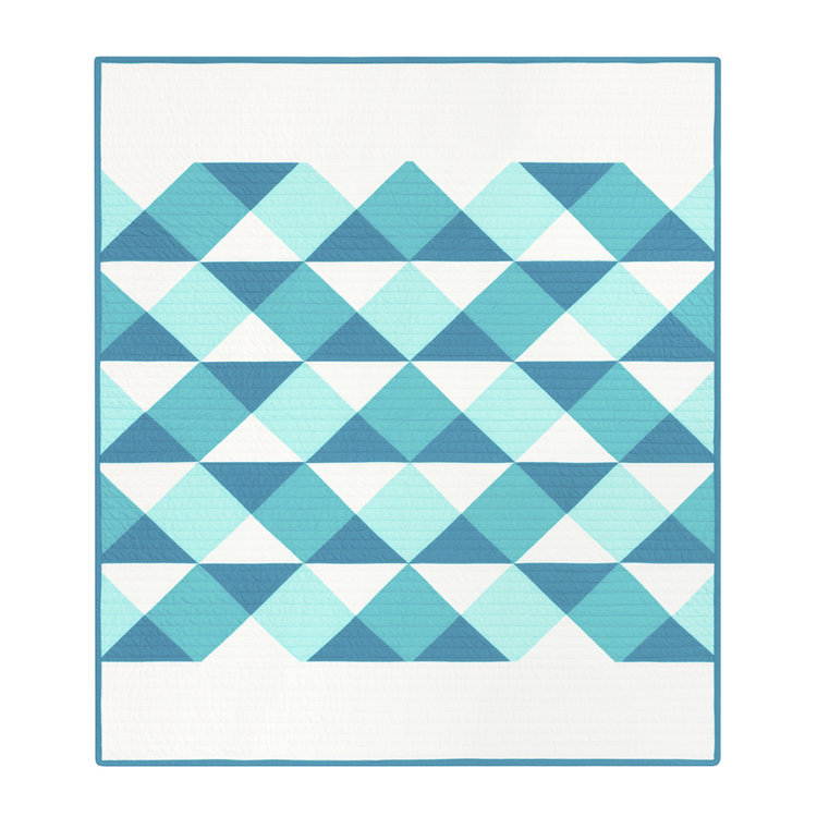 Sea Breeze Quilt Pattern (PDF)