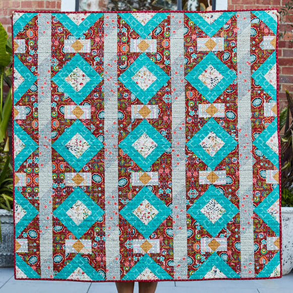 Serendipity Quilt Pattern (PDF)