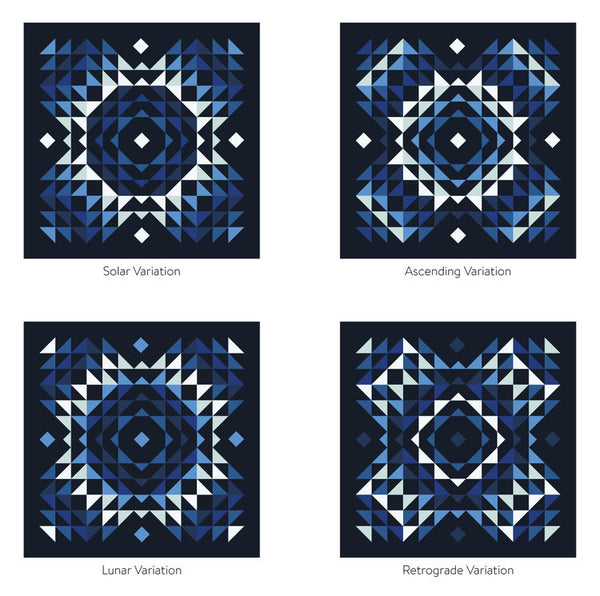 Totality Quilt Pattern (PDF)