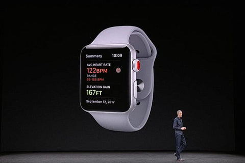 Barometric Altimeter Apple watch series 3