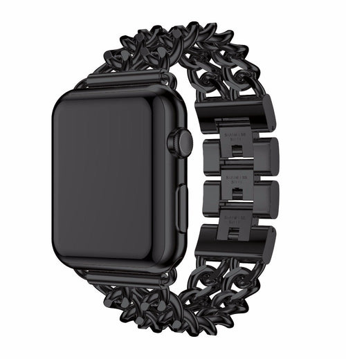 Limitless Bands Metal Black / 42mm Limitless Link Fusion Bracelet