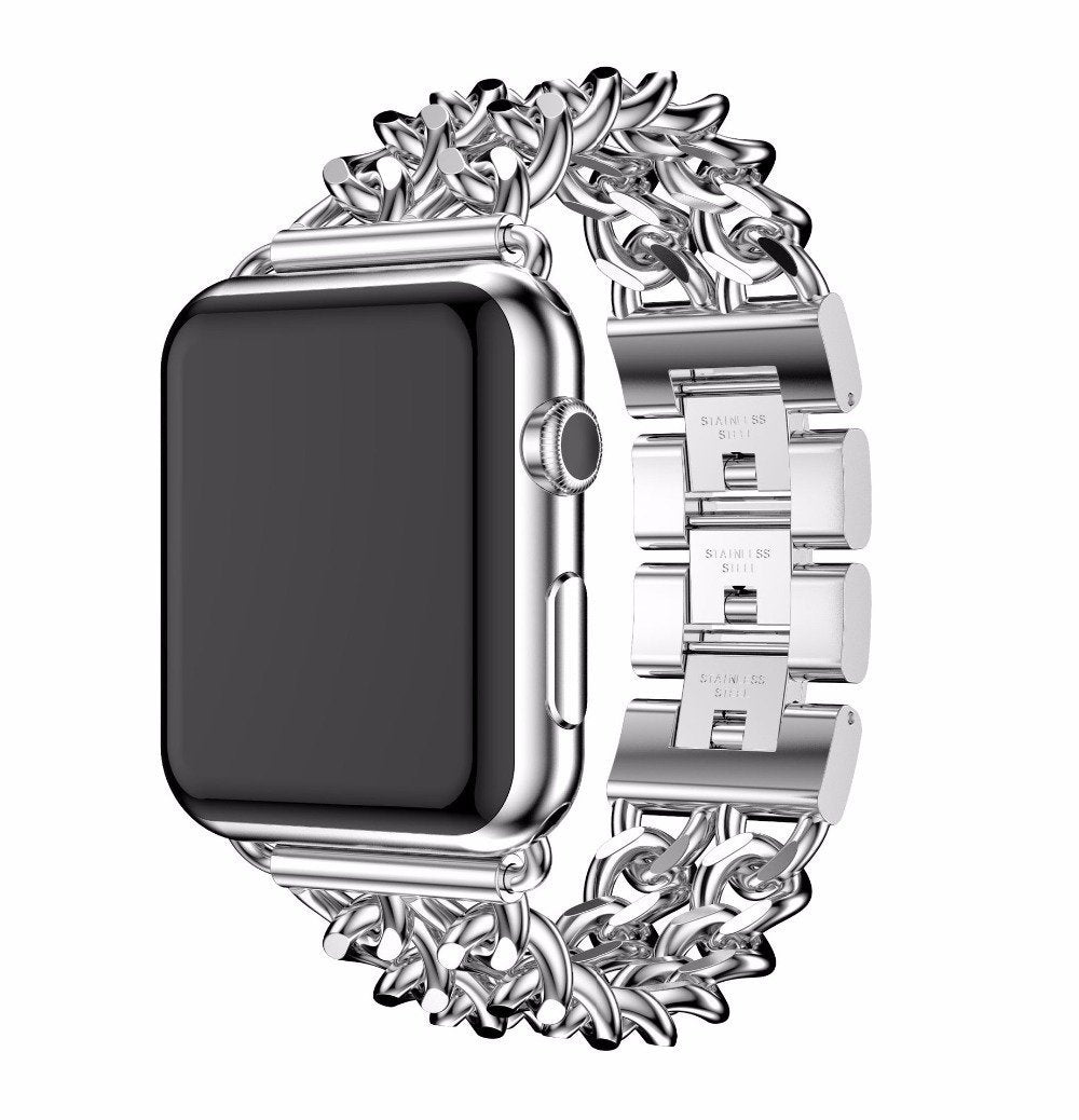 Limitless Bands Metal Silver / 42mm Limitless Link Fusion Bracelet