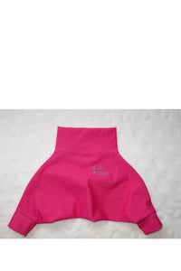BABY PANTS: Pink. SOFT JEANS IMITATION