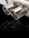 Akrapovic 06-09 Porsche 911 GT3/RS 3.6 Evolution Race Line w/ Header (Titanium) w/ Titanium Tips (S-PO997GT3ER)