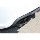 Dinan Free Flow Exhaust BLK Tips (dinD660-0056-BLK)