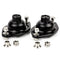 Raceseng 13+ BRZ / 13-16 FR-S Shock Top 2in. Rear Top Mounts (KW V1/V3/Clubsports/RCE Tarmac Only) (3619301-0913-09150)