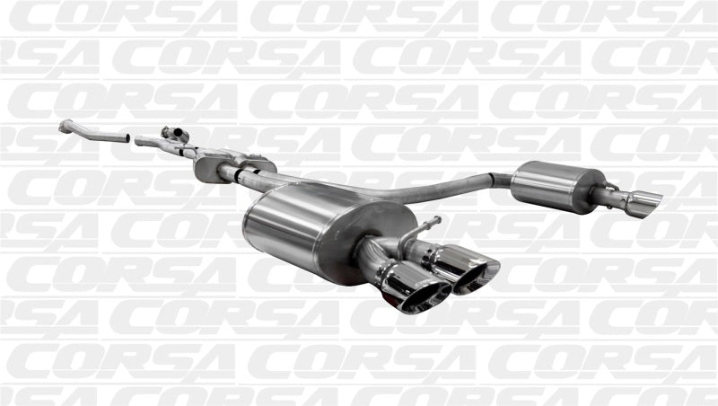 CORSA Performance Cat-Back Sport (cor14544)