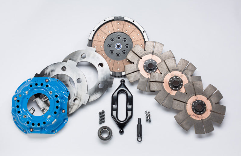 South Bend Clutch Diesel Triple Clutch Kits (sbcDDDCOMP5)