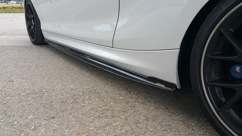 DINMANN CF - BMW F22 2 SERIES - SIDE SKIRTS