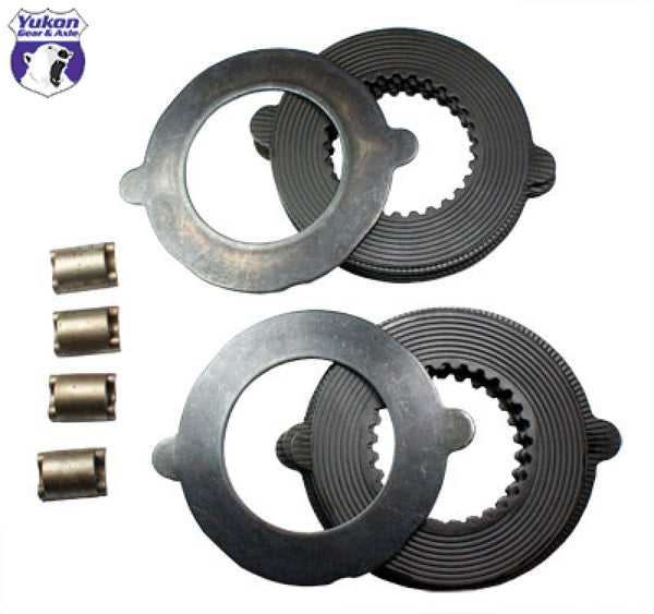 Yukon Gear 8.25in Chrysler / Model 35 / D36 ICA / & Dana 28 Tracloc Clutch Set (YPKC8.25-PC-T/L)