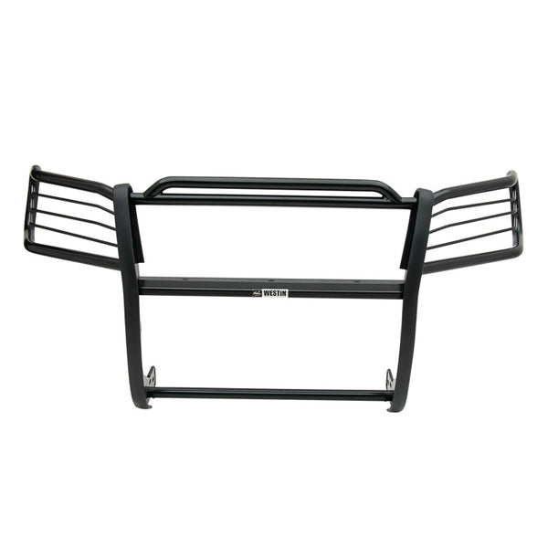 Westin 2005-2015 Toyota Tacoma Sportsman Grille Guard - Black (40-1605)