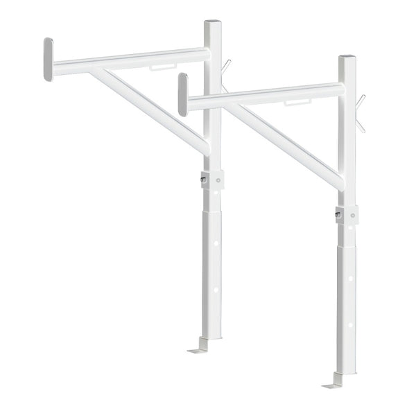 Westin HD Ladder Rack (Set) - White (57-9013)