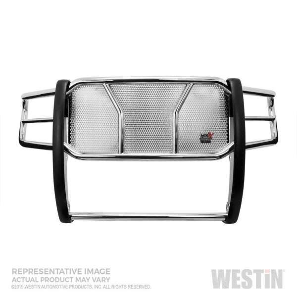 Westin 2020 Chevrolet Silverado 2500/3500 HDX Grille Guard - Stainless Steel (57-3990)