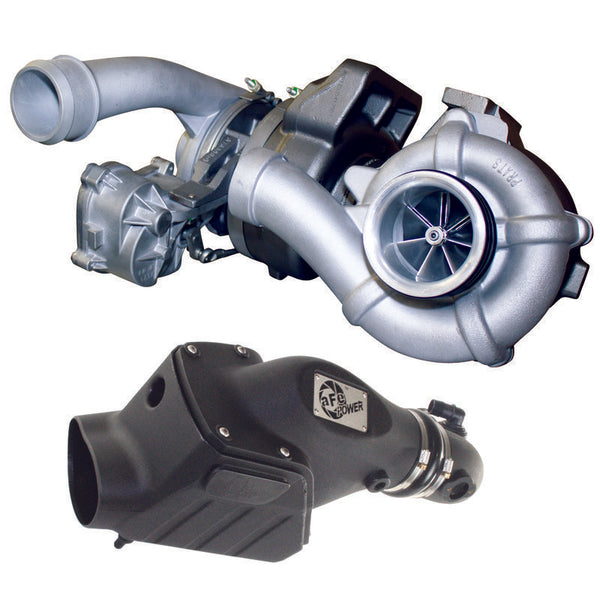 BD Diesel Twin Turbo System - Ford 6.4L 2008-2010 c/w Air Intake Kit (1047080)