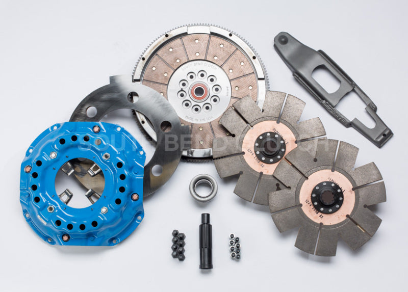 South Bend Clutch Diesel Twin Clutch Kits (sbcFDDC360060)