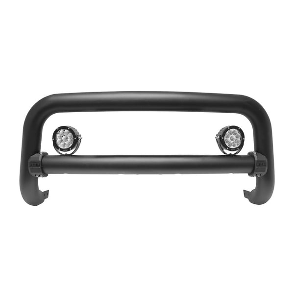 Westin 2014-2018 Toyota Tundra Contour 3.5in Bull Bar - Textured Black (32-31075T)